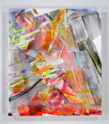 Точка, точка, запятая: 10 современных абстракционистов. Изображение № 14.