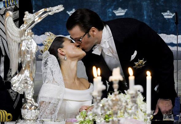 Свадьба шведской кронпринцессы Виктории. Изображение № 14.