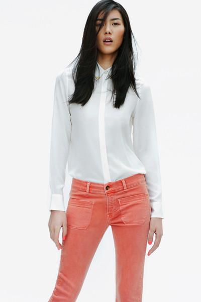 Лукбук: Zara April 2012. Изображение № 4.