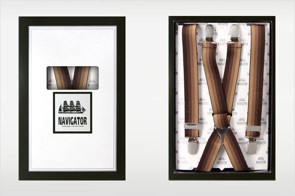 Коллекция подтяжек «Навигатор» от Sevaro Elit . Изображение № 16.