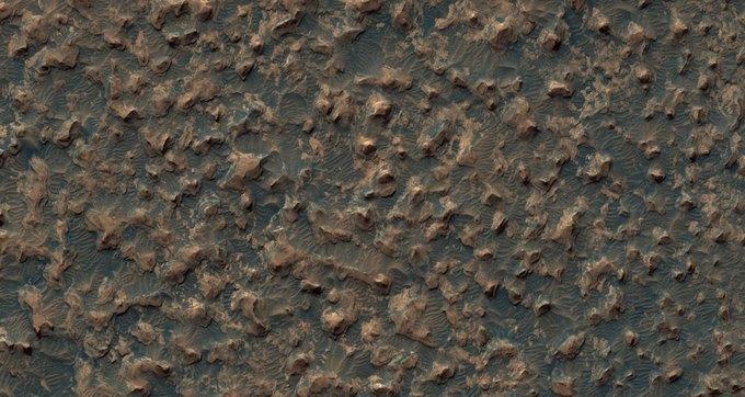 НАСА издаст атлас Марса. Изображение № 4.
