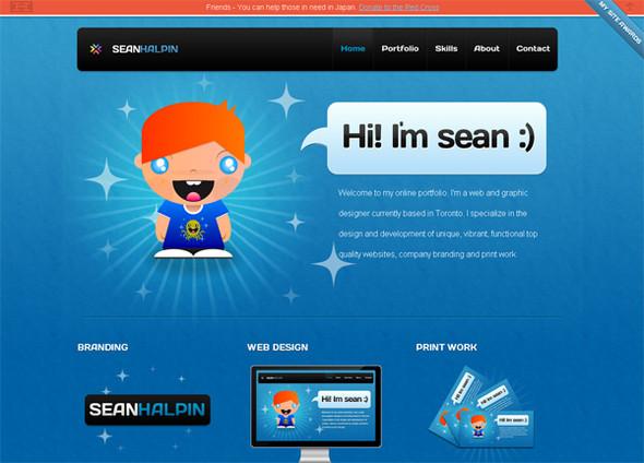 Персонажи в дизайне сайтов. Изображение № 4.