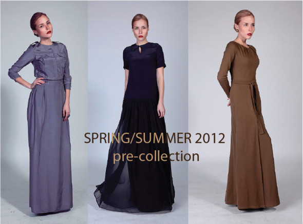 VANUSHINA PRE-COLLECTION spring/summer 2012. Изображение № 1.