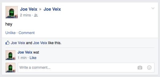 Джо Вей разыгрывает отношения со своим несуществующим братом. Изображение № 2.