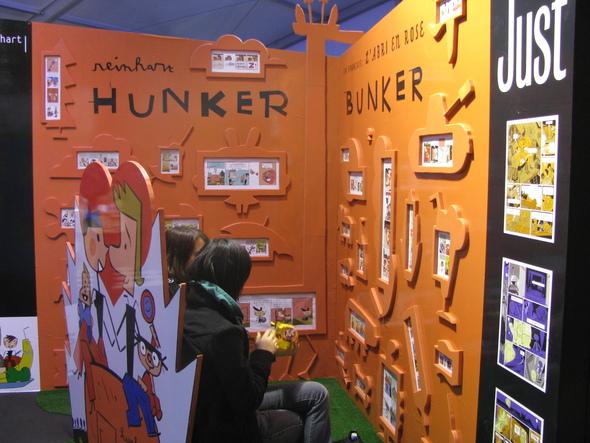 Ангулем 2009 – великое действо вокруг комикса. Изображение № 12.