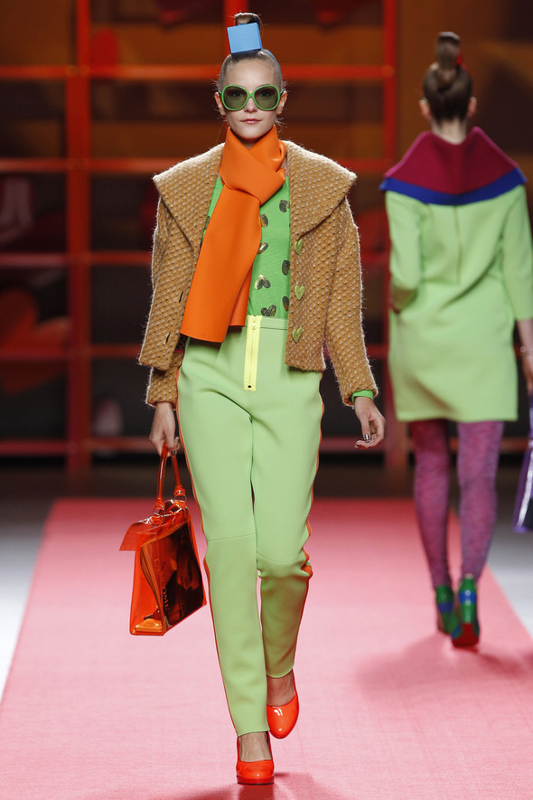 Madrid Fashion Week A/W 2012: Agatha Ruiz de la Prada. Изображение № 3.