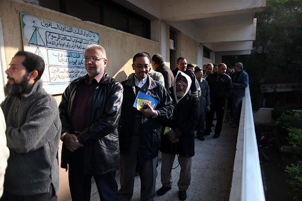 100 лет выборов в документальных фотографиях. Изображение № 225.