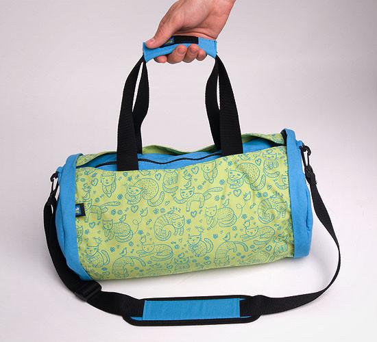 Фитнес-сумки от HalfBag. Изображение № 7.