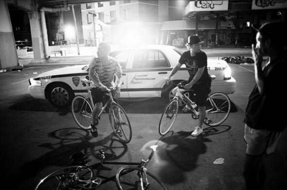 Бруклинский FIXED-GEAR. Изображение № 2.