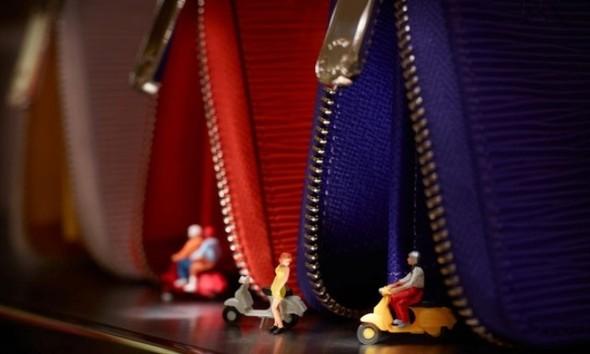 Детский мир: промо-фото Louis Vuitton. Изображение № 4.