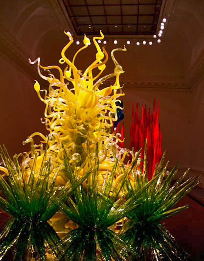 Dale Chihuly/Дейл Чихули. Изображение № 6.