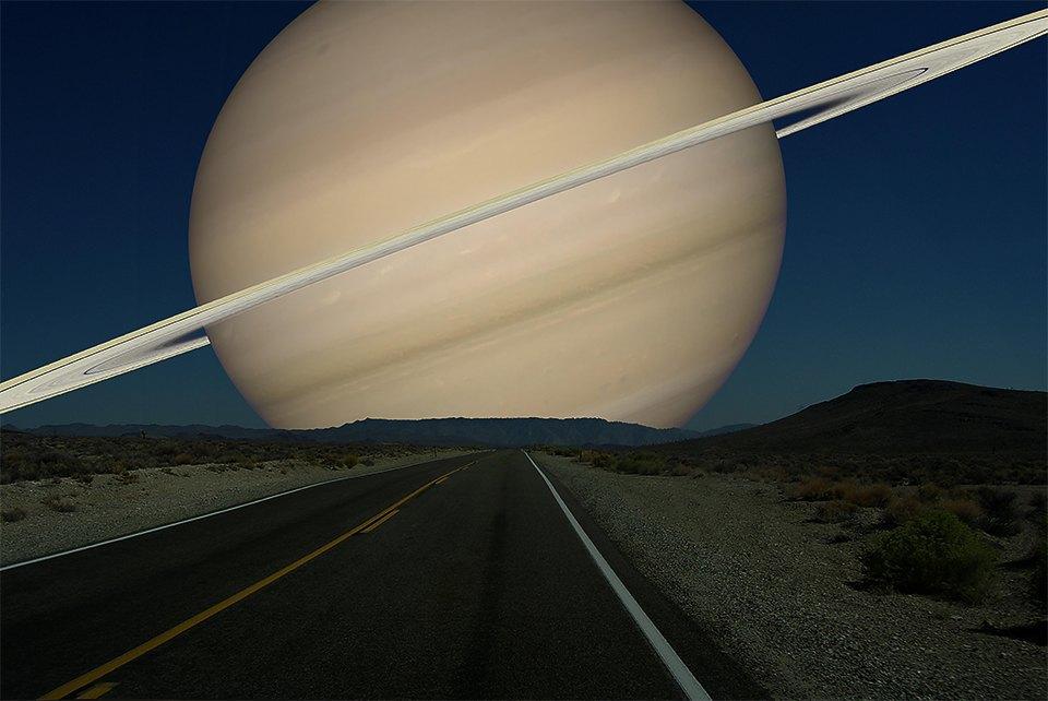 Что будет, если заменить Луну планетами Солнечной системы. Изображение № 6.