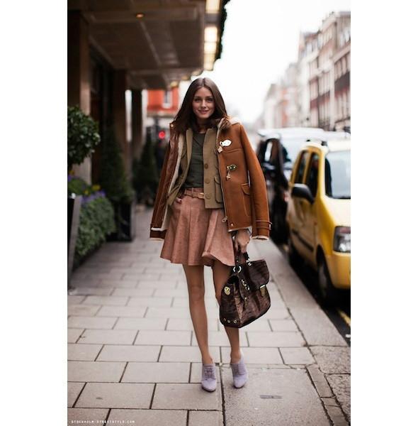 Изображение 132. На полях: 10 тенденций уличного стиля с прошедших недель моды.. Изображение № 132.