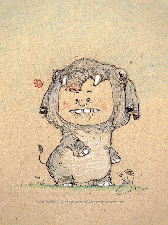 Bobby Chiu. Изображение № 28.