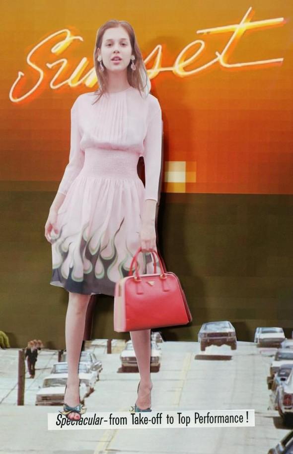 Лукбук: Prada Real Fantasies SS 2012. Изображение № 19.