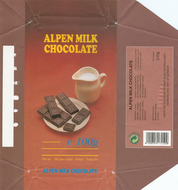 Мояшоколадная коллекция (1992–2009). Часть первая. Изображение № 12.