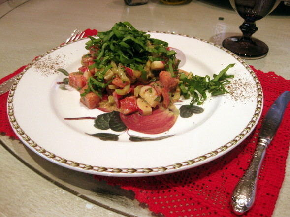 Легкий салатик. Изображение № 6.