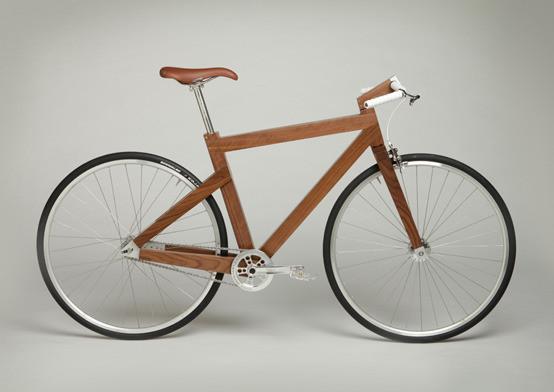 Black Walnut Bike. Изображение № 3.