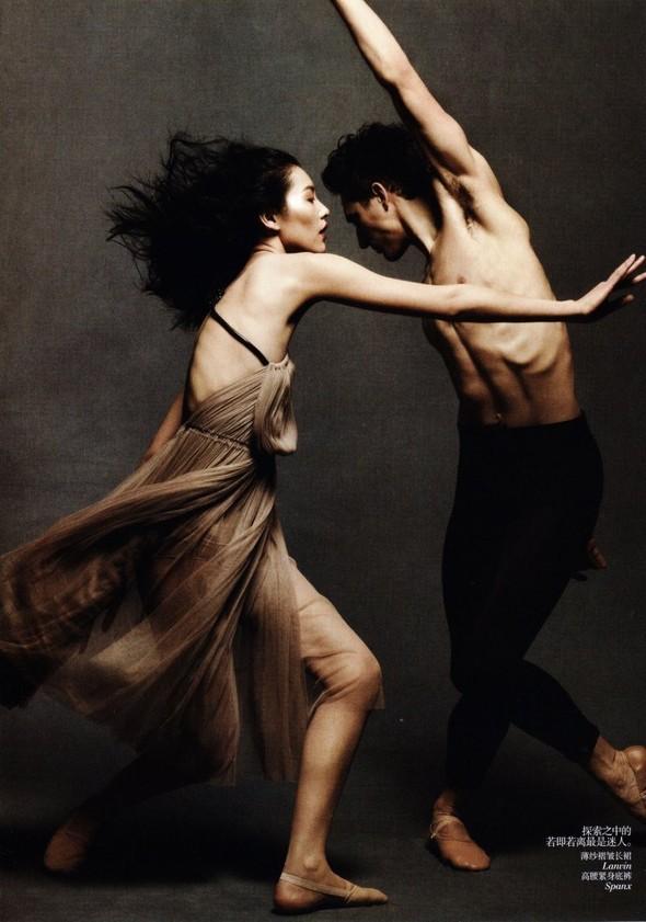 Съёмки: Playing Fashion, Schon, Vogue и другие. Изображение № 57.