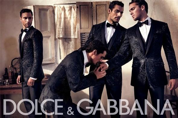 Dolce & Gabbana SS 2010. Изображение № 1.