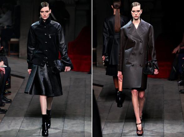 Показы Paris Fashion Week FW 2012: День 5. Изображение № 6.
