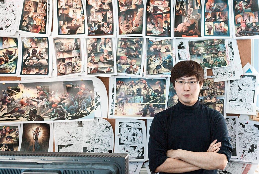 Кто пишет, рисует и продает комиксы  про русских супергероев . Изображение № 16.