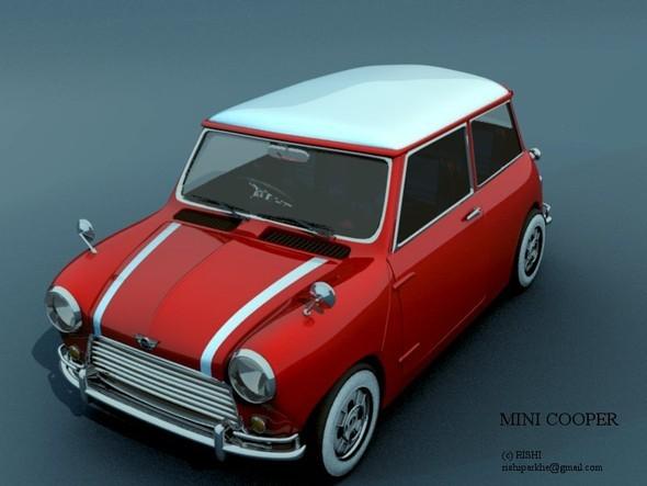 Mini Сooper – 50 лет. Изображение № 18.
