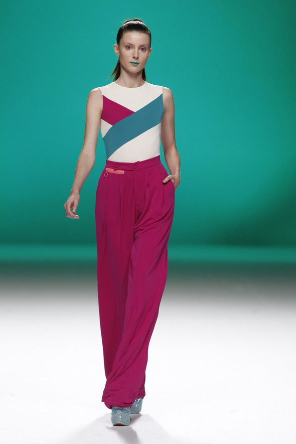 Madrid Fashion Week SS 2012: Davidelfin. Изображение № 20.