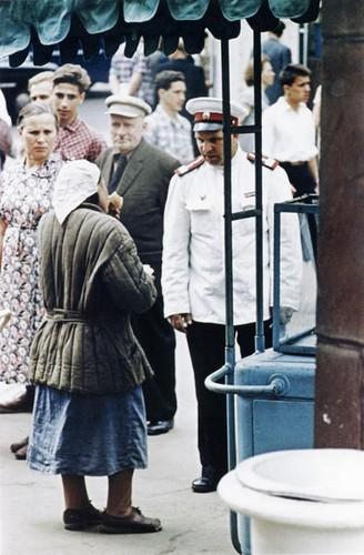 Москва, 1960 г.. Изображение № 233.