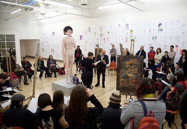 Зритель как соавтор:  10 художников,  работающих с публикой. Изображение № 15.