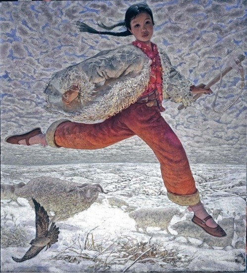Wang Yi Guang. Feitain, или летающий пух. Изображение № 9.