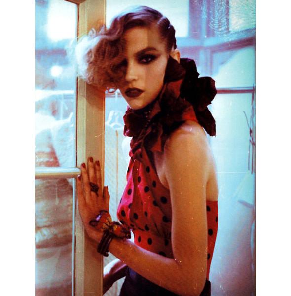 Изображение 36. Съемки: Harper's Bazaar, Metal, V и Vogue.. Изображение № 30.