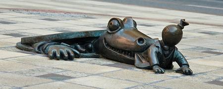 Искусство канализационного барельефа. Изображение № 27.