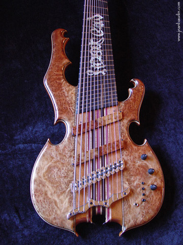 Необычные бас-гитары prt.2. Изображение № 6.