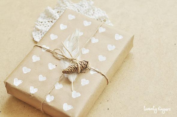 Упаковываем подарки!. Изображение № 6.