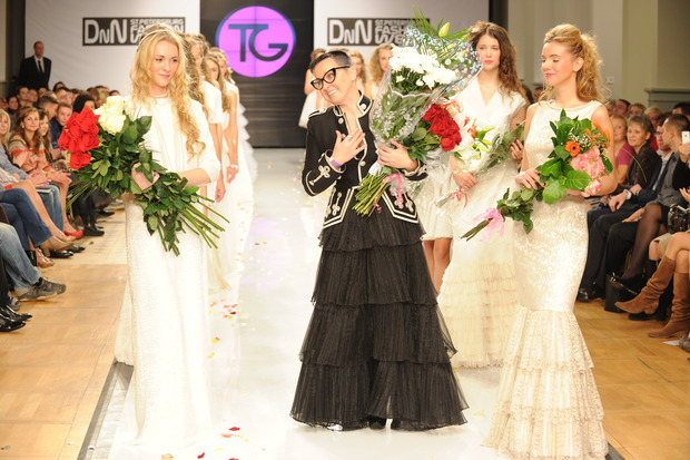 Показ Татьяны Гордиенко в рамках DnN St.Petersburg Fashion Week. Изображение № 5.