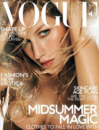 История глазами обложки Vogue (Британия). Изображение № 62.