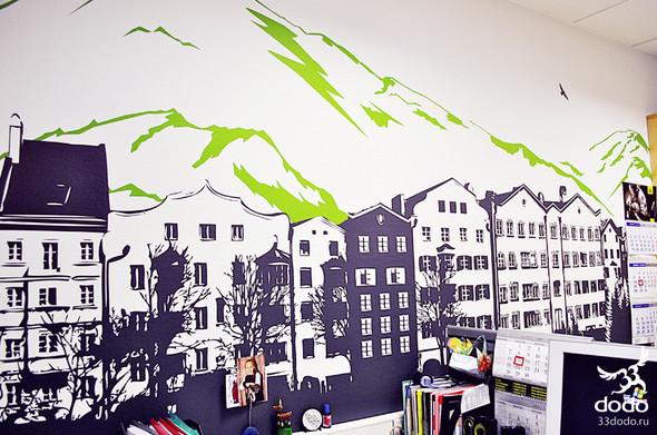 Оформление офиса компании Fischer. Изображение № 21.