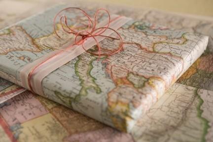 55 идей для упаковки новогодних подарков. Изображение №101.