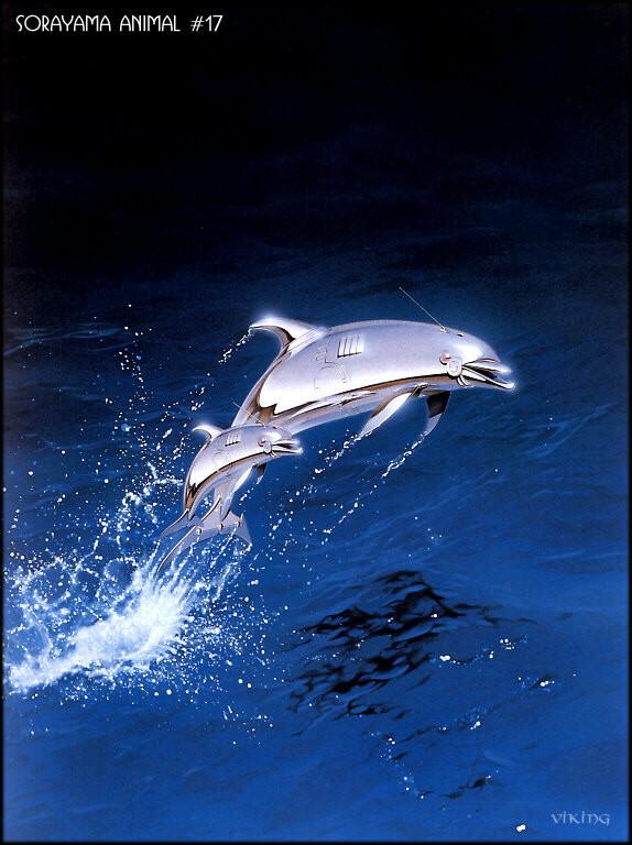 Японский художник Hajime Sorayama. Изображение № 4.