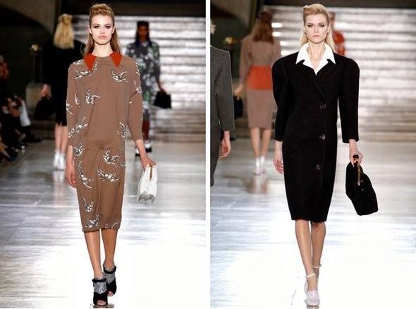Изображение 2. Показы на Paris Fashion Week FW 2011: день 8.. Изображение № 8.