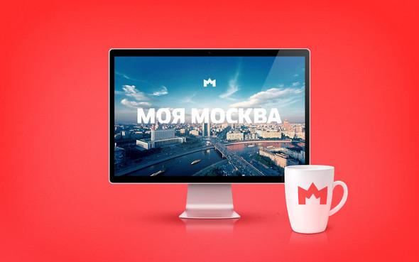 Концепт логотипа Москвы. Изображение № 6.