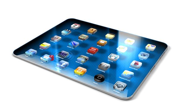 Первые впечатления о новом планшете iPad. Изображение № 1.