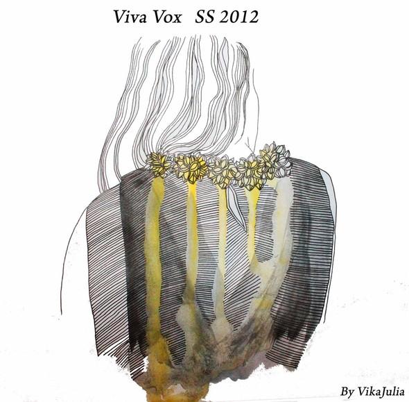 Viva Vox SS 2012. Backstage. Зарисовки. Изображение № 4.