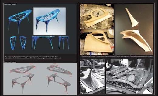 Гостья из будущего: биомиметика в дизайне. Изображение № 27.