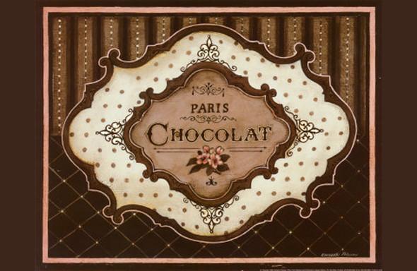 Dolce Vita! Винтажные обертки для шоколада и конфет. Изображение № 52.