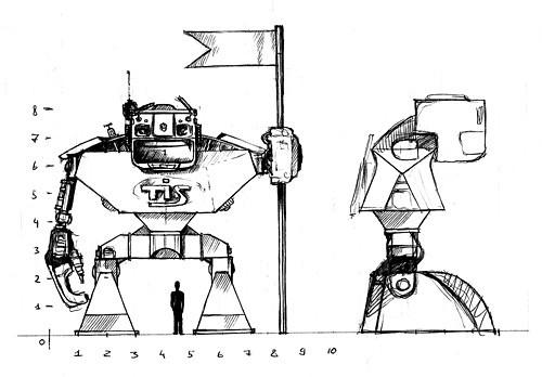 Железный Человек КБ-1. Изображение № 2.