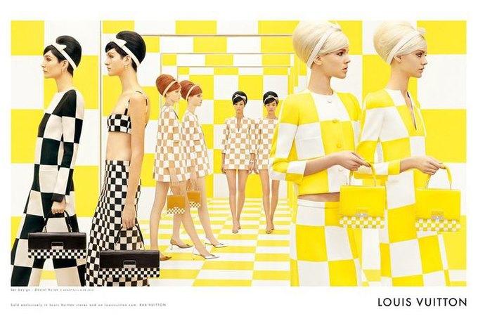 Louis Vuitton FW 2013. Изображение № 1.
