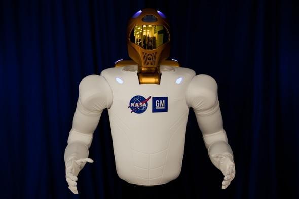 """О человекоподобных роботах, генах и """"хлебе насущном"""". Изображение № 2."""
