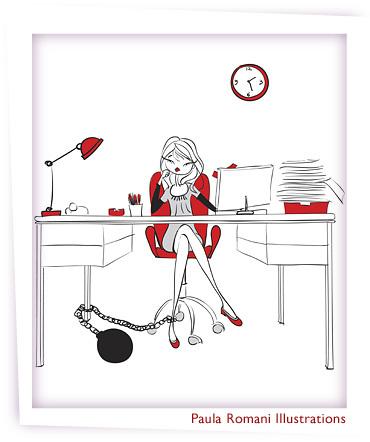 Иллюстратор Паула Романи. Изображение № 28.